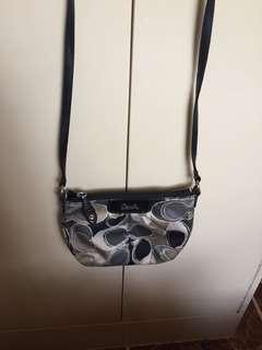 Coach small sling bag