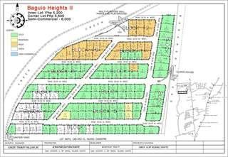 Baguio Heights 2 Lots For Sale