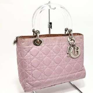 Authentic Pink Lady Dior