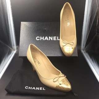 authentic chanel heels#MauiphoneX
