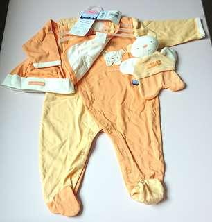 Baby clothes, 嬰兒套裝