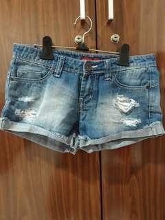 Hotpants  Ripped  AKO