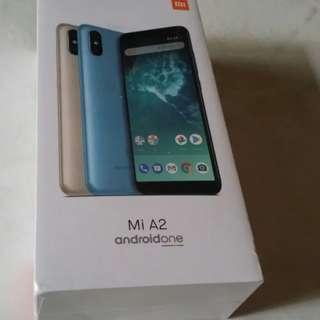 Local Xiaomi Mi A2 64GB/4GB (blue) brand new