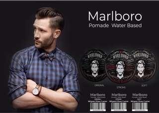 Marlboro pomade waterbased