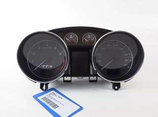 Audi TTS Instrument Cluster Speedometer Display