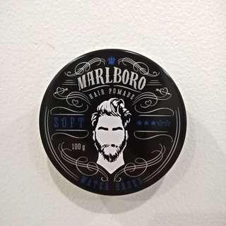 Marlboro pomade water based soft