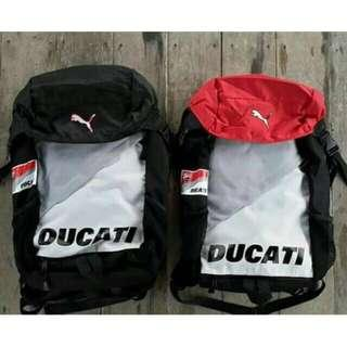 FREE POSTAGE + FREE GIFT!! Puma x Ducati Backpack | HOT SELLING ITEM