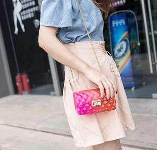 Two Tone Bag Jelly