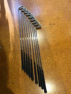 Ping left hand irons