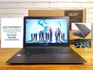 Acer travelmate x
