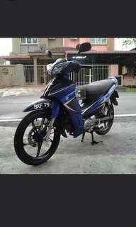 Yamaha Lagenda Z115R & VIP no