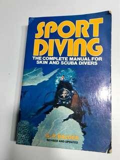 Sport Diving by A.P.Balder