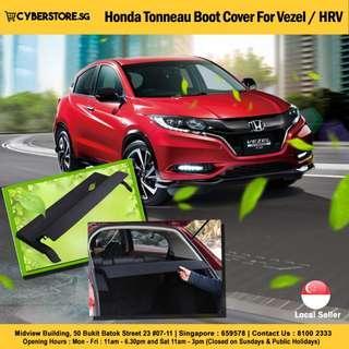 . Honda Vezel / HRV/ Vezel Hybrid  Tonneau Boot Cover (Hard) ...