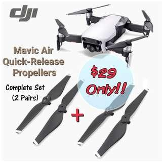 DJI Mavic Air Quick-Release Propellers/Ready Stock! 100% Original & Authentic!