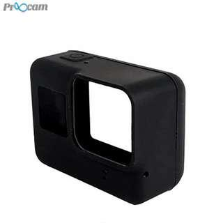 Proocam PRO-F211 Protective Silicone Case for the Camera Mainbody of Gopro Hero 5 (Black)