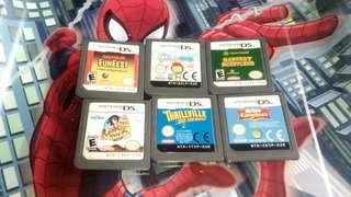 Sale!! Take all Nintendo ds games