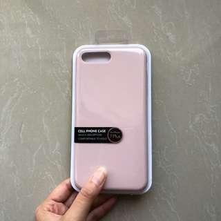 MINISO Case Pinksand for Iphone 7 Plus & 8 Plus