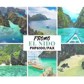 El Nido Palawan Promo Tour Package ALL IN for 3D2N