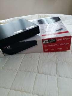 LG 全新藍光DVD 碟機