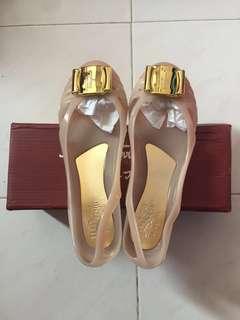 Salvatore Ferragamo Jelly Shoes (inc. postage)