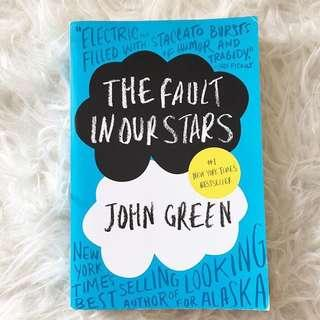 The fault in our stars! (english/import)