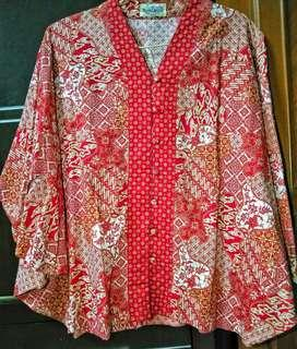Batik cantik original model kalong