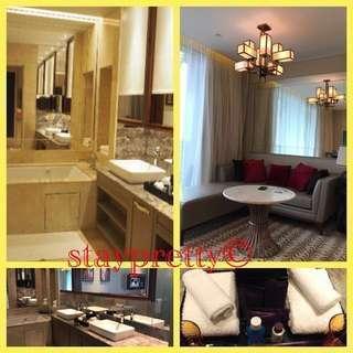 3D2N weekend Equarius Hotel RESORT WORLD SENTOSA - SEPTEMBER till DECEMBER-