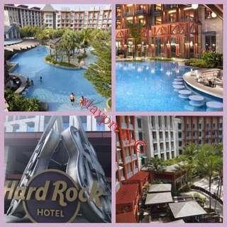 3D2N Weekend Stay@Resort World Sentosa Hard Rock Hotel - SEPTEMBER till DECEMBER