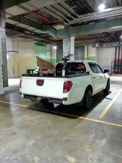 Mitsubishi Triton Turbo Diesel