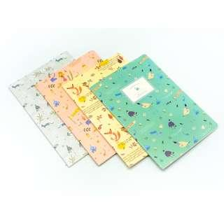 SOLDOUT  Animal Whimsical Design A5 Lined Notebook