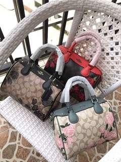Coach Mini Bennet Flora F25878