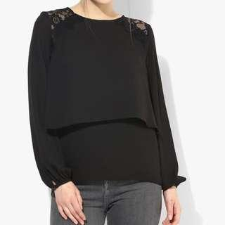 Authentic Dorothy Perkins Double Layer Top