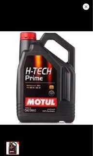 Motul 5W-40 Fully-Synthetic