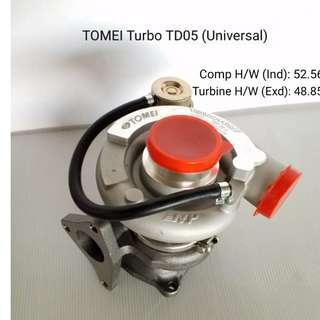 Tomei TURBO TURBOCHARGER TD05/20G