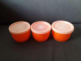 Tupperware Spices Container (Set of 3 Container)