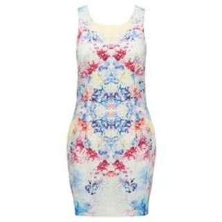 Forever New bodycon dress- size 8