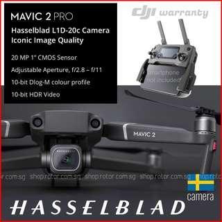 DJI Mavic 2 Pro Drone. With DJI Warranty.