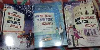 English Novel from Ali McNamara
