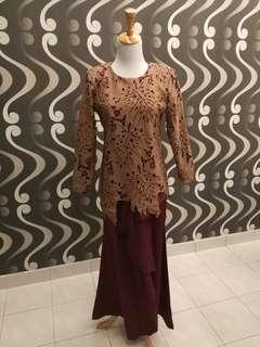 Baju Kurung Moden (reduce price)