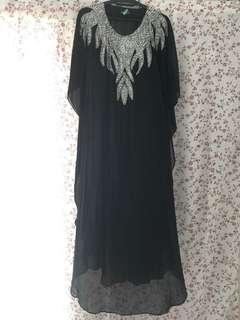 Lusiso Kaftan Dress