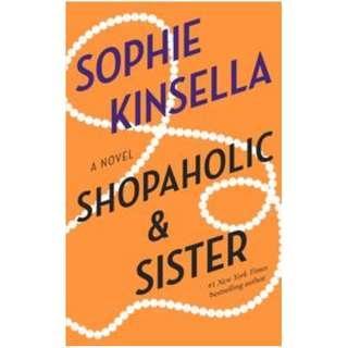 Shopaholic series (Sophie Kinsella)