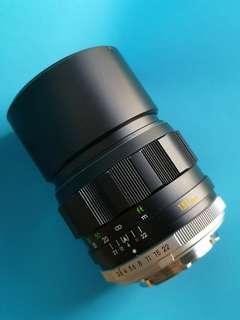 Minolta MC Rokkor 135mm F2.8 *MINT*