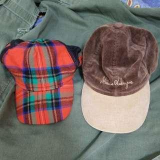 帽  x   2