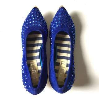PLOVED: Jeweled Shoes