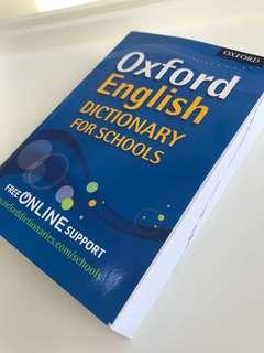 Brand New Oxford English Dictionary
