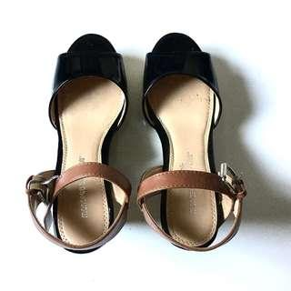 PLOVED: Patent Wedge Shoes