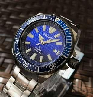 🚚 Brand New Seiko Special Edition Automatic Samurai Save The Ocean 200m Divers Watch SRPC93K1    SRPC93K  SRPC93
