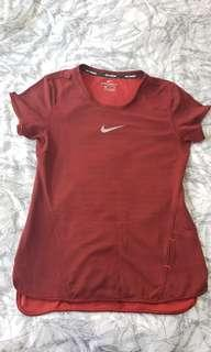 Nike Dry Fit Top Red