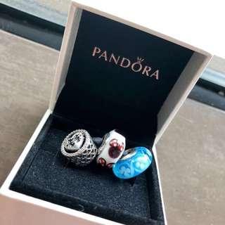 Sale!! Authentic Pandora Charms