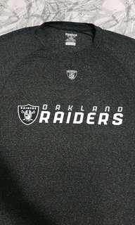 NFL Oakland Raiders Training top